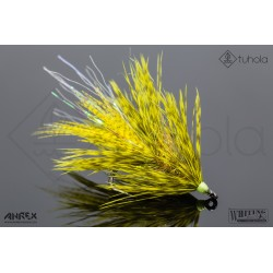 Mottled Special – Chartreuse