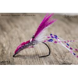 Waddle Shrimp – Fuchsia